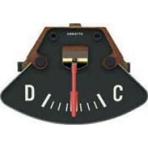 Rallye Dash Ammeter Gauge : 1970-74 E-body
