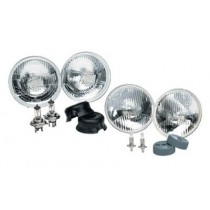 Narva Halogen Headlamp Conversion Kit : 5-3/4'' - suits RV1/SV1, VF-VIP, VG-VIP, CxC, CL & CM models.