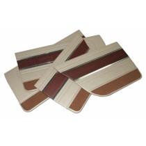 Restoration Door Card Set : VF/VG VIP (longer rear doors)
