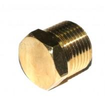 Water Gallery Inlet manifold Blanking Plug : Hex Head : 3/8'' Bsp