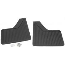Front Mud Flap Set (plastic, look-alike) : suit AP5/AP6/VC