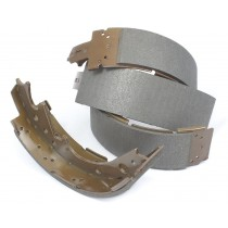 Front Brake Shoe Set, Bendix : suit 9-inch drums (RV1-VK)