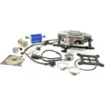 POWERJECTION III Complete Fuel Injection System (Polished Finish)