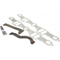 Fel-pro Steel Intake Manifold & Valley Gasket Set : suit Small Block 273ci/318ci