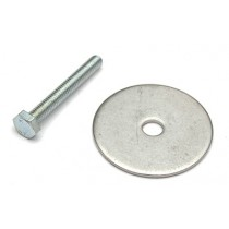 Stainless Steel Splash Panel Bolt & Washer