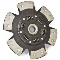 Clutch Plate - Spring Center Cerametallic Button (Stage 3)