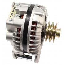 Tuff Stuff 100AMP Factory Cast Alternator (DUAL Pulley) - Single Wire - Internal Regulator