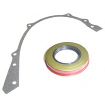 Timing Cover Gasket & Balancer Seal Set (inc Water Pump Gasket) : Suit Hemi 6