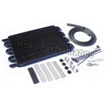 Derale Series 7000 Transmission Oil Cooler Package (260mm x 422mm x 19mm)