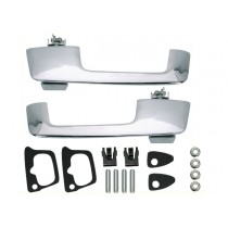 Reproduction Exterior Door Handle Set : suit VF/VG Coupe