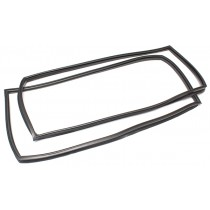 Rear Side Glass Seal Set : suit VE/VF/VG Wagon