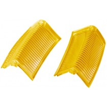 Factory Correct Reproduction Front Indicator Lens Set : ORANGE:  suit VH (HP's New Mold-Injected Lens Range)