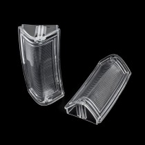 Factory Correct Reproduction Front Indicator Lens - Clear : suit VJ/VK (HP's New Mold-Injected Lens Range)