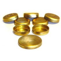 Big Block Brass Welch Plugs