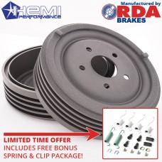 Pacer Rear Brake Drum Set with bonus springs and clips DSC02672.jpg