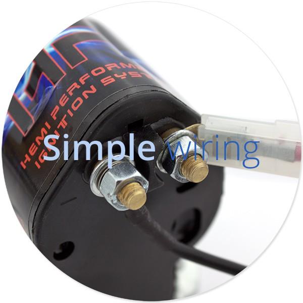Simple wiring